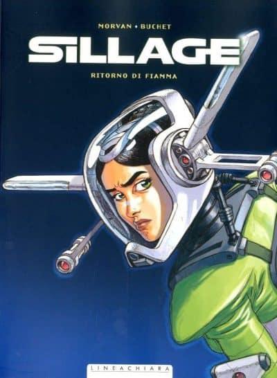 Voici le science-fiction: Sillage #4