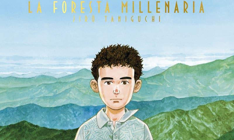 La foresta millenaria: Taniguchi fra infanzia e rinnovamento