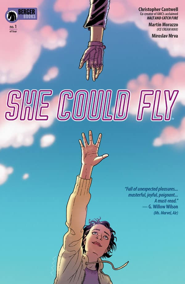 She-Could-Fly-1_First Issue