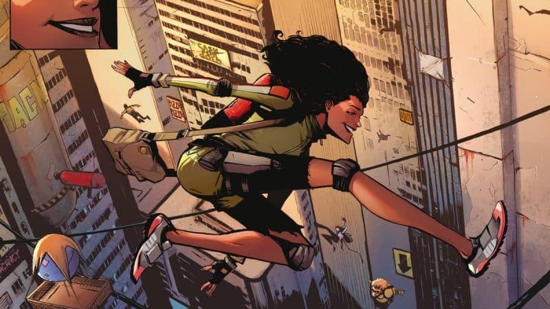 Skyward: Sony porta sul grande schermo il fumetto Image Comics