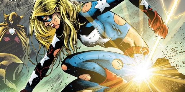 SDCC2018 – Geoff Johns scriverà e produrrà serie su Stargirl per DC Universe
