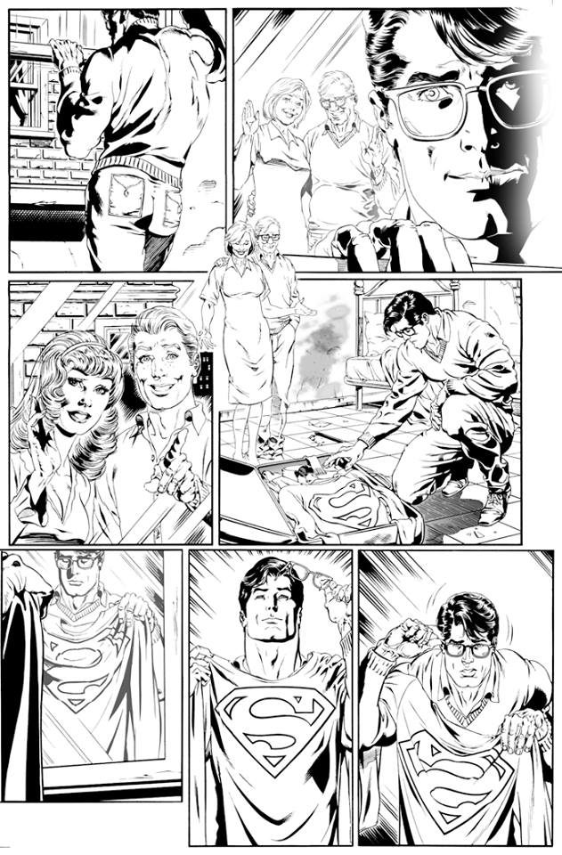 Superman_Castellini_1_Notizie