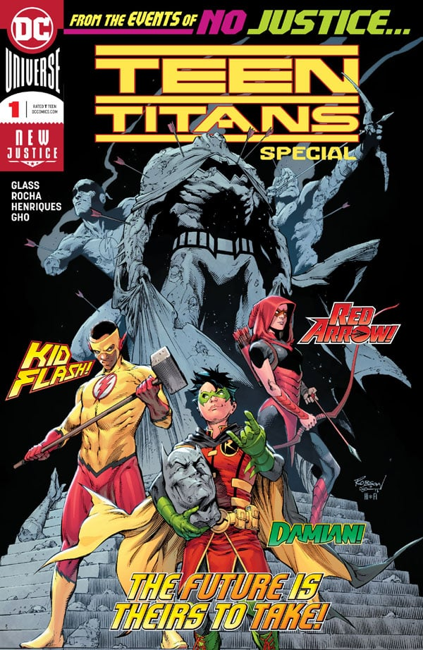 Teen-Titans-Special-1_First Issue