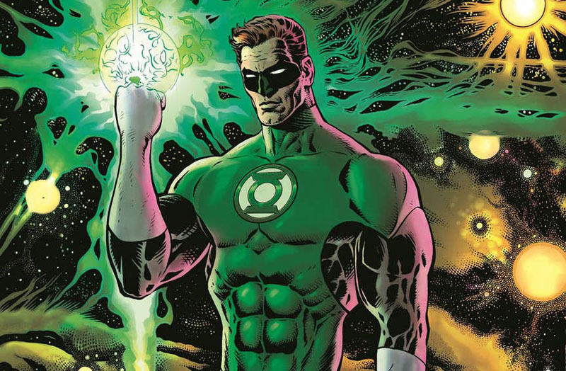 Grant Morrison rilancia Hal Jordan con The Green Lantern