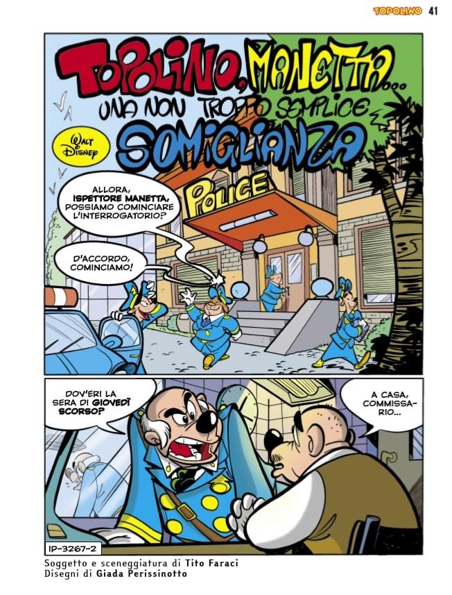 Topolino e Manetta