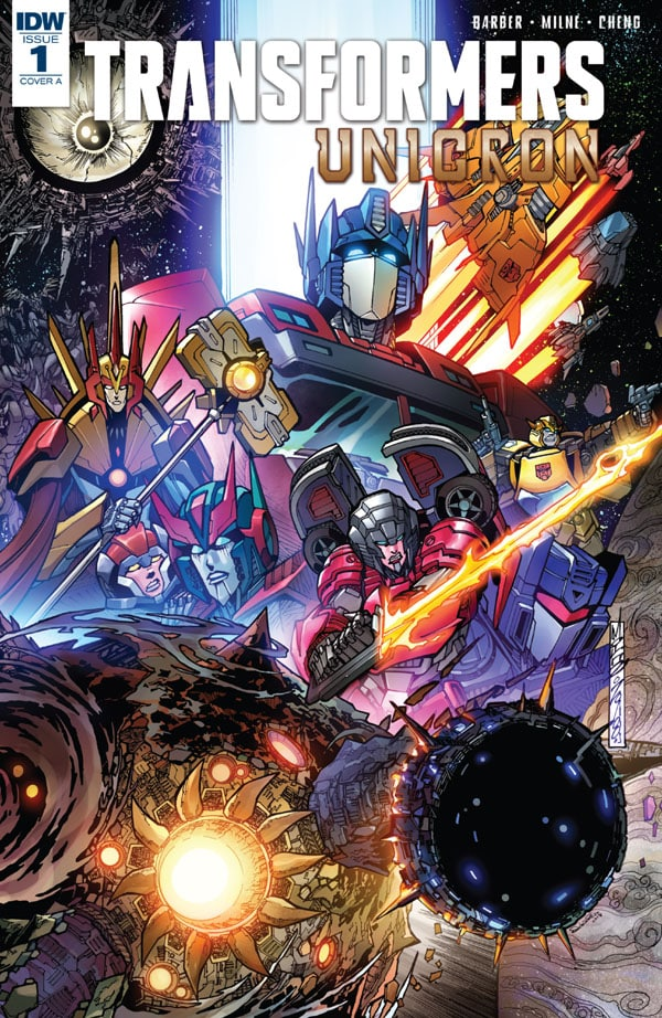 Transformers-Unicron-1_First Issue