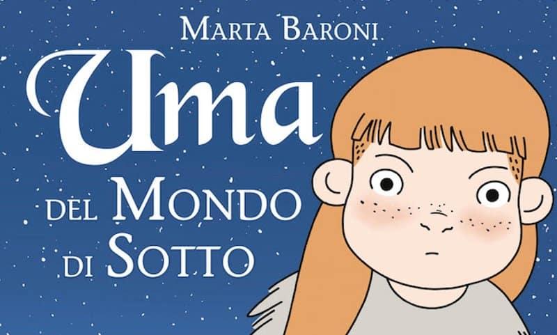 """Bao pubblica """"Uma del mondo di sotto"""" di Marta Baroni"""