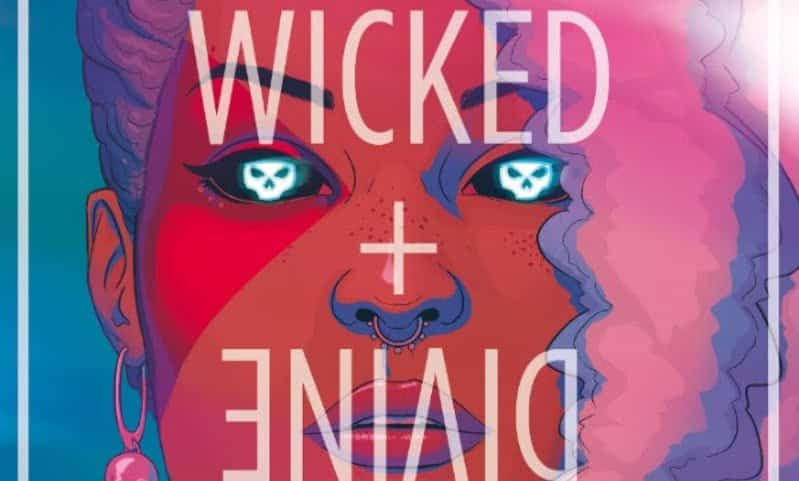 "Bao pubblica ""The Wicked + The Divine 4"""