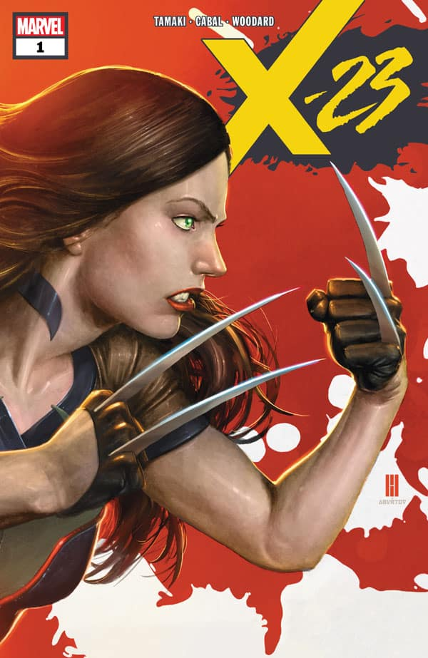 X-23-1_First Issue