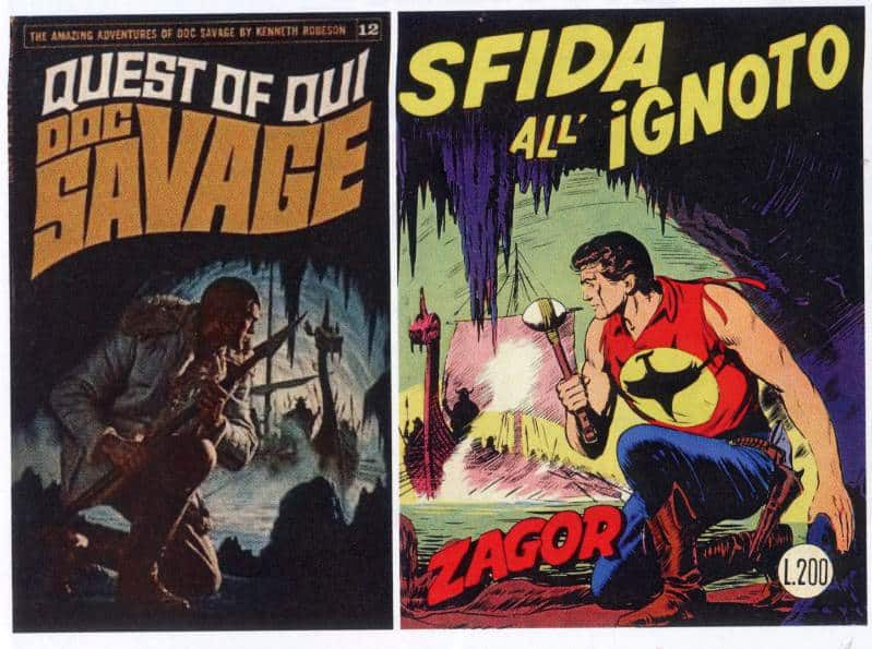Zagor Sfida all'ignoto