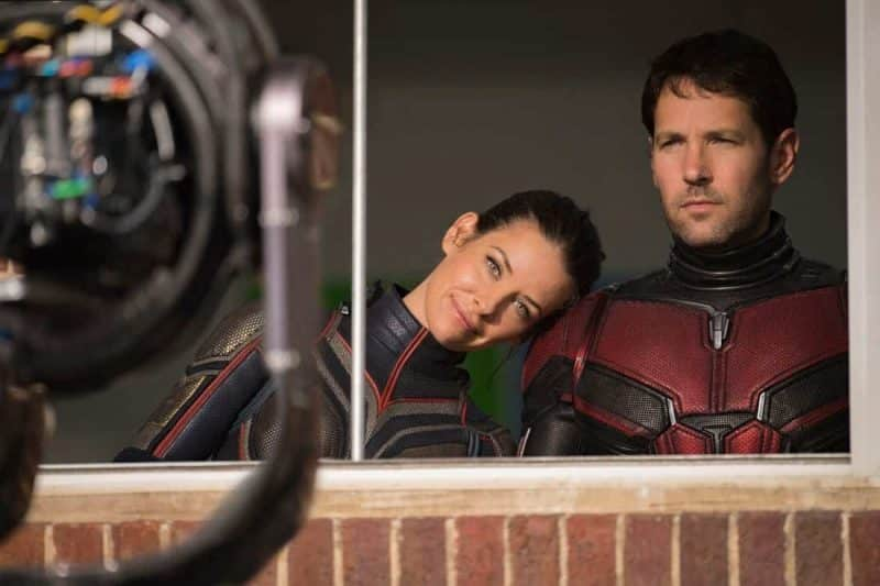 Ant-Man and The Wasp: Paul Rudd ed Evangeline Lilly ospiti a #Giffoni 2018