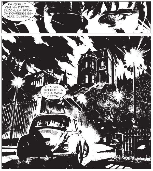 Dylan Dog #382: una piccola, bella storia