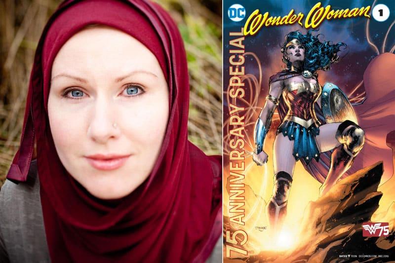 G. Willow Wilson è la nuova scrittrice di Wonder Woman