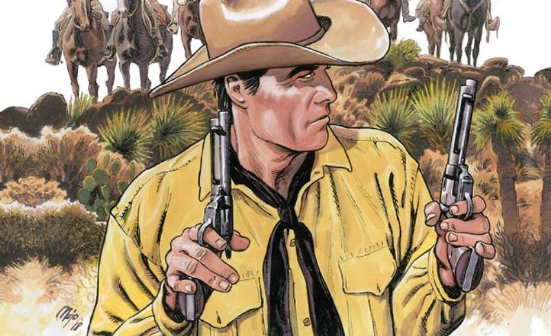 Tex Speciale #33 – I rangers di Finnegan (Boselli, Majo)