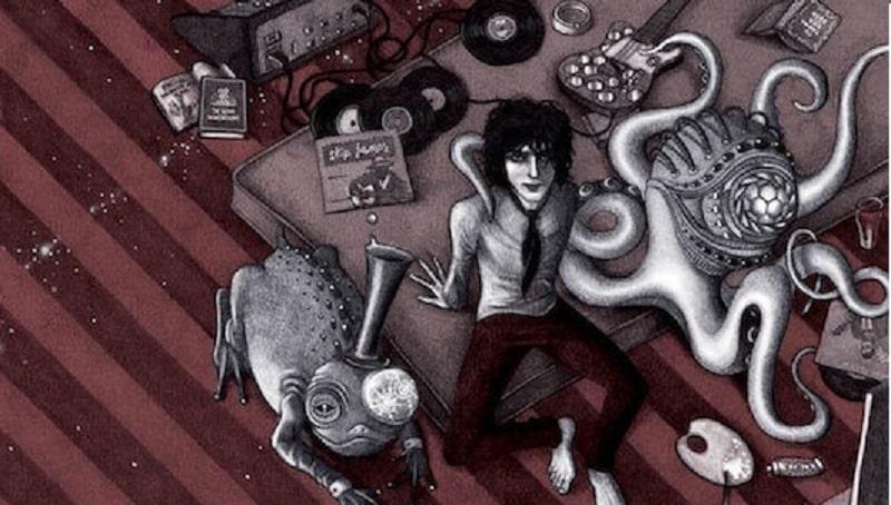 Jugband Blues: la poesia di Barrett diventa fumetto