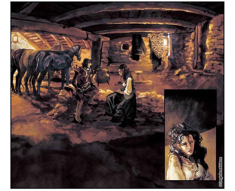 Speciale Le Storie #5 – L'inquisitore (Manfredi, Lucchi)