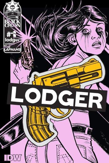 "SDCC2018 – IDW annuncia lancio ""Lodger"", noir a fumetti dai creatori di Stray Bullets"