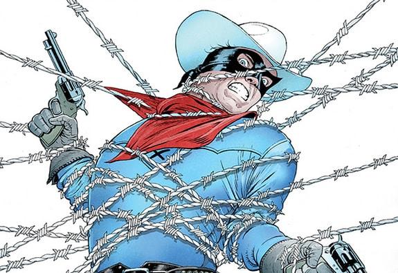 Lone Ranger: Dynamite lancia nuova serie