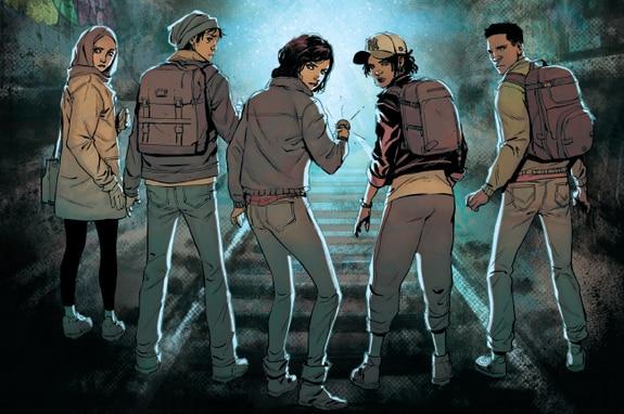 The Lost City Explorers sbarca sul piccolo schermo