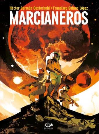 marcianeros-001-oesterheld-lopez-cover-mini_Recensioni