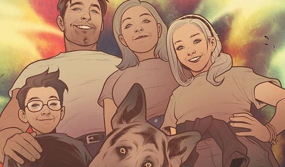 The Normals: il fumetto della AfterShock diventa una serie tv