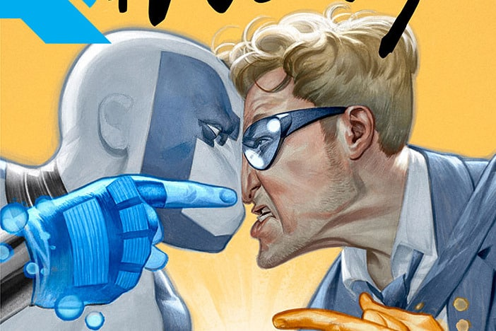 Quantum and Woody: TBS e Fratelli Russo lavorano a serie TV