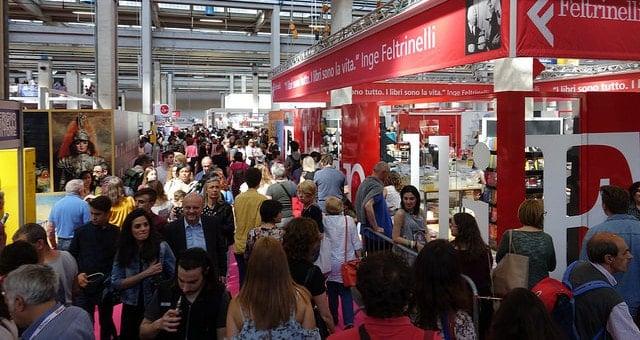 Reportage del Salone Internazionale del Libro di Torino 2018_Cronache