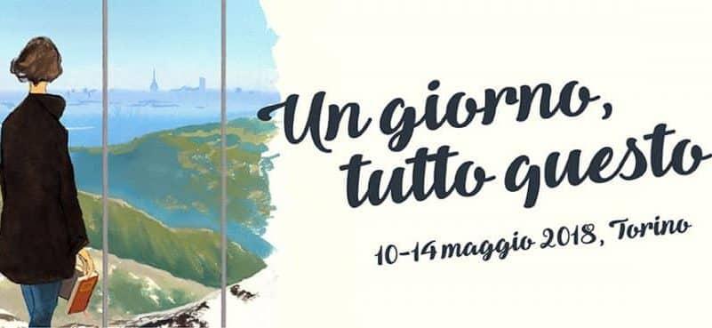 Reportage del Salone Internazionale del Libro di Torino 2018