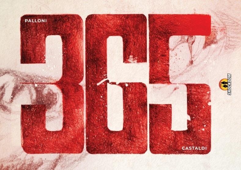 365: un anno con i supereroi di Lorenzo Palloni e Paolo Castaldi