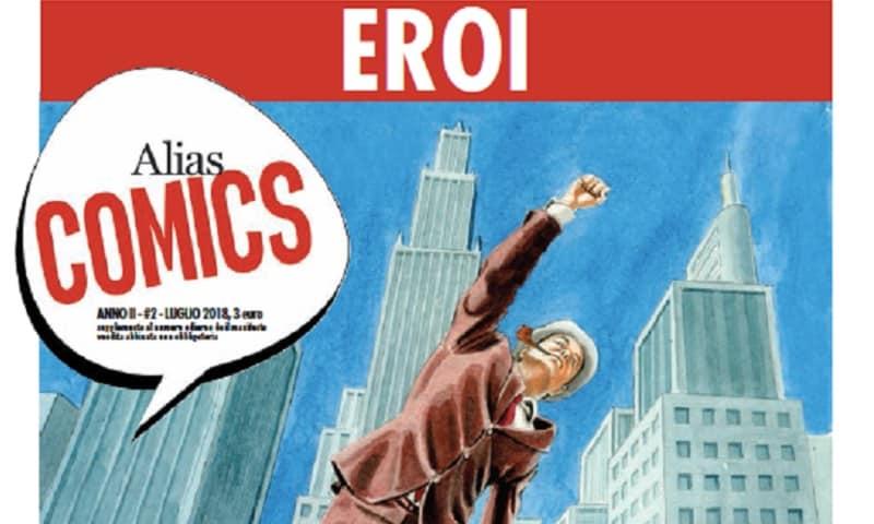 Alias Comics #2: abbiamo ancora bisogno di eroi