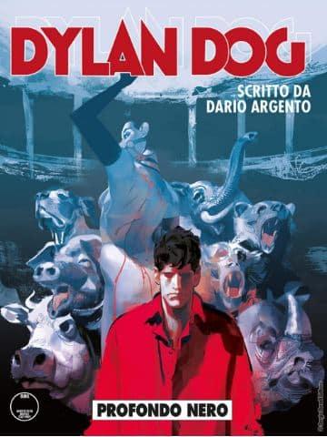 Dario Argento e Dylan Dog #383: Profondo nulla_Recensioni