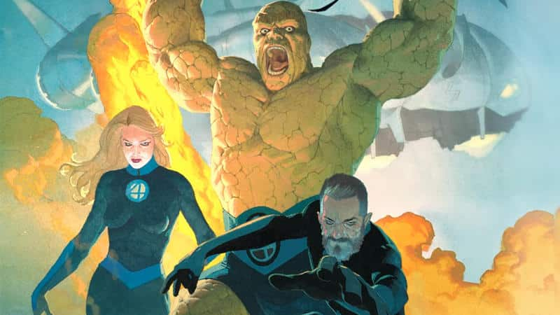 First Issue presenta: il (quasi) ritorno dei Fantastici Quattro