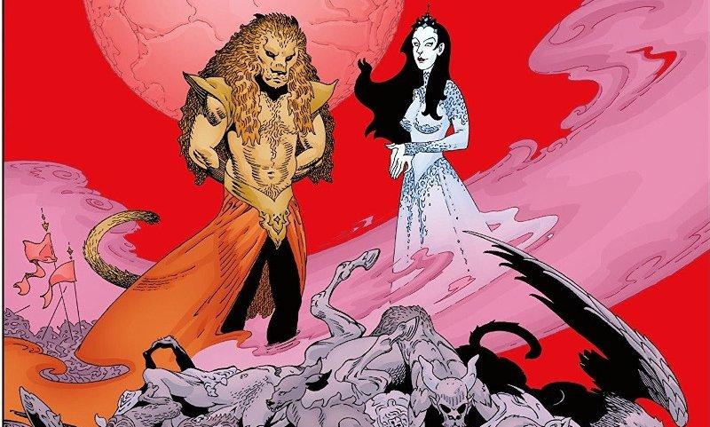 Nuovi adattamenti a fumetti da racconti di Neil Gaiman
