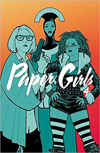 Paper Girls vol. 4 (Vaughan, Chiang, Wilson)_BreVisioni