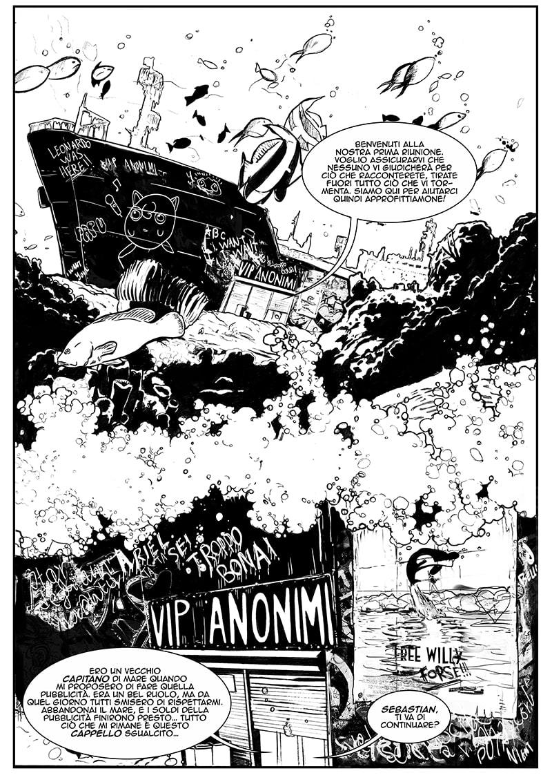 McGuffin Comics Presenta: Vip Anonimi (Belandi, Ferri)_McGuffin Comics
