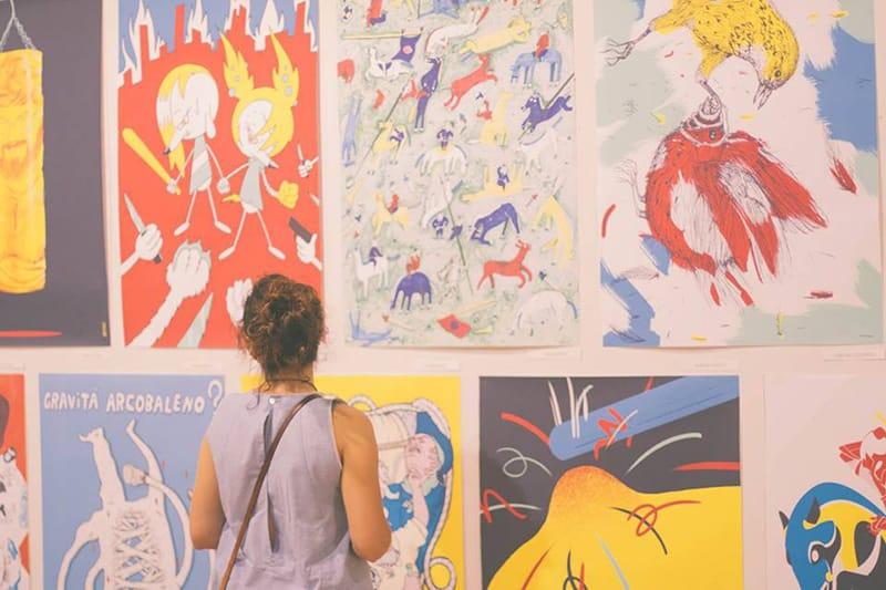 Torna a Terlizzi il Chiu' - Festival di illustrazione e dintorni