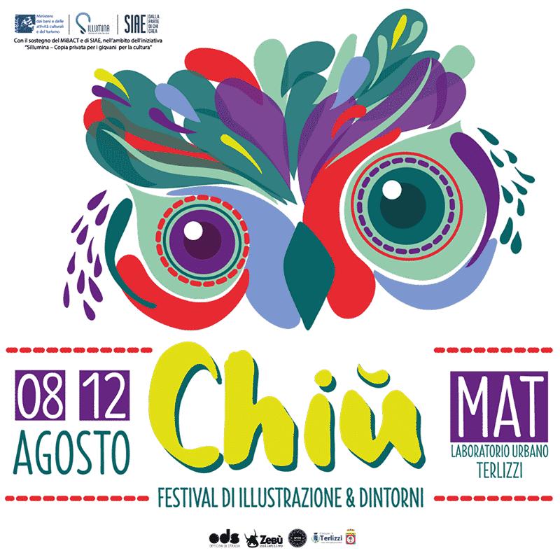 Torna a Terlizzi il Chiu' – Festival di illustrazione e dintorni
