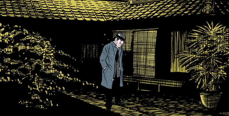 """""""Città arida"""" di Yoshihiro Tatsumi: realismo e disperazione"""
