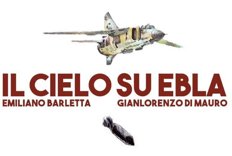 """STORMI presenta: """"Il cielo su Ebla"""" (Barletta, Di Mauro)"""
