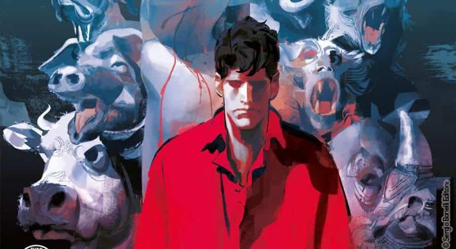 Dario Argento e Dylan Dog #383: Profondo nulla