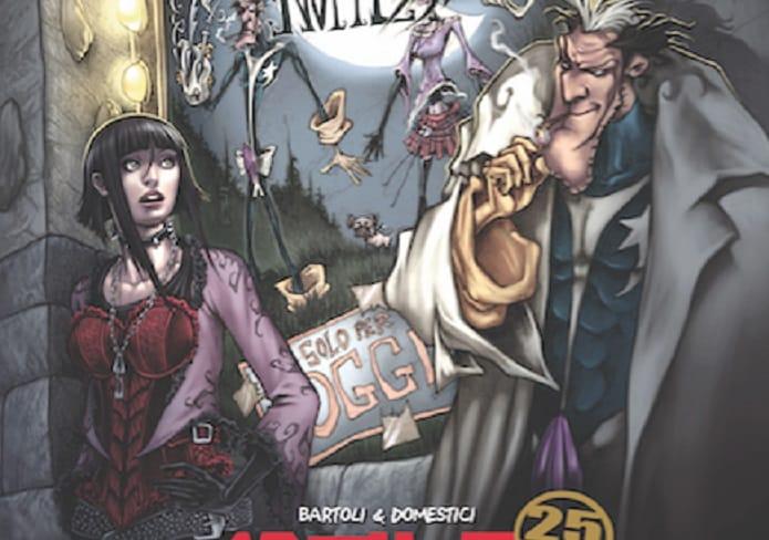 Le uscite Cut Up Publishing per Lucca Comics & Games 2018