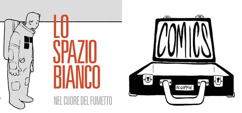 Nasce la collaborazione tra Lo Spazio Bianco e McGuffin Comics