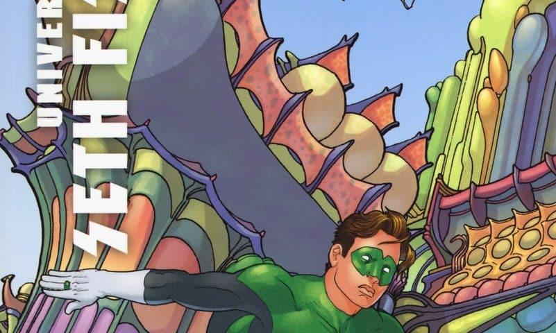 Seth Fisher nell'Universo DC: percezione, tempo e identità