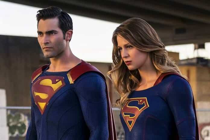 Supergirl: Tyler Hoechlin di nuovo Superman, e arriva Lois Lane