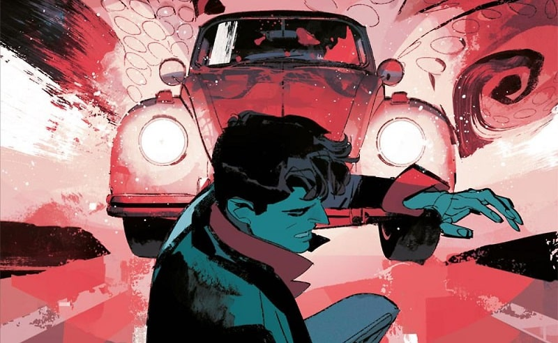 Dylan Dog #384: amore meccanico