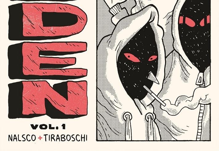Anteprima: Ganeden Vol. 1 di Nalsco e Roberto Tiraboschi