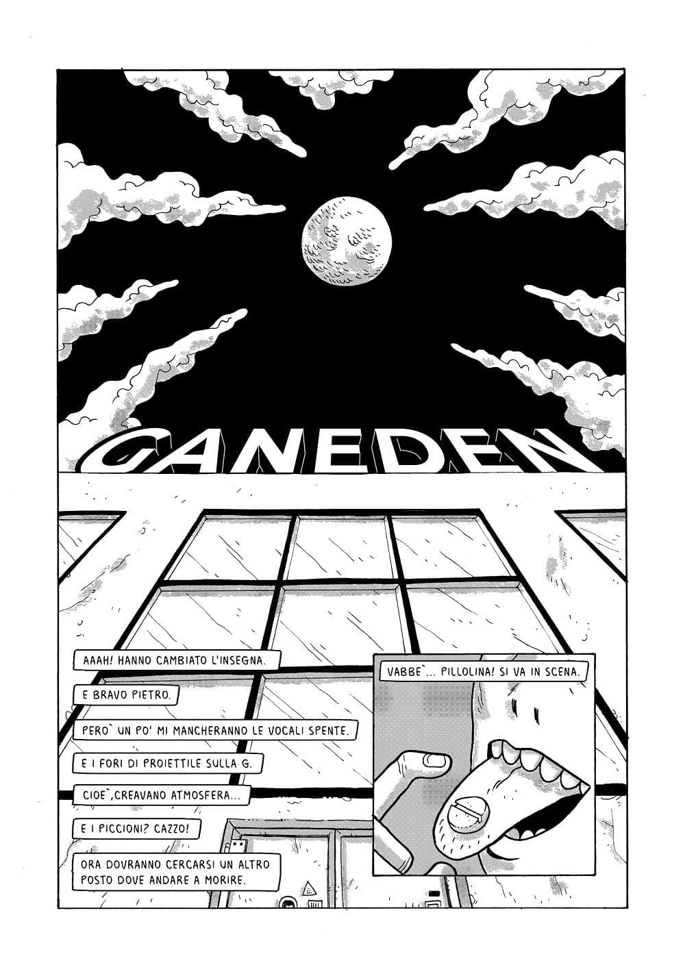 Anteprima: Ganeden Vol. 1 di Nalsco e Roberto Tiraboschi_Anteprime