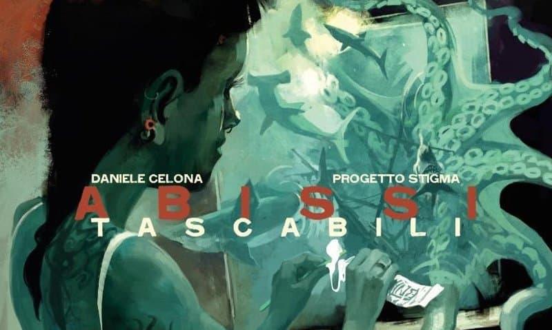 Abissi tascabili, il disco-fumetto di Daniele Celona