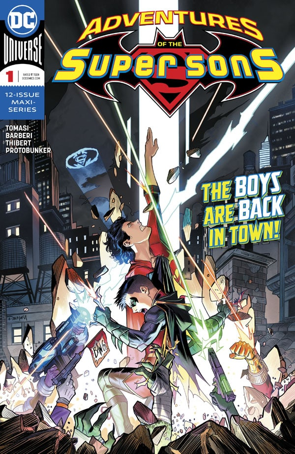 Adventures-of-the-Super-Sons-1_First Issue