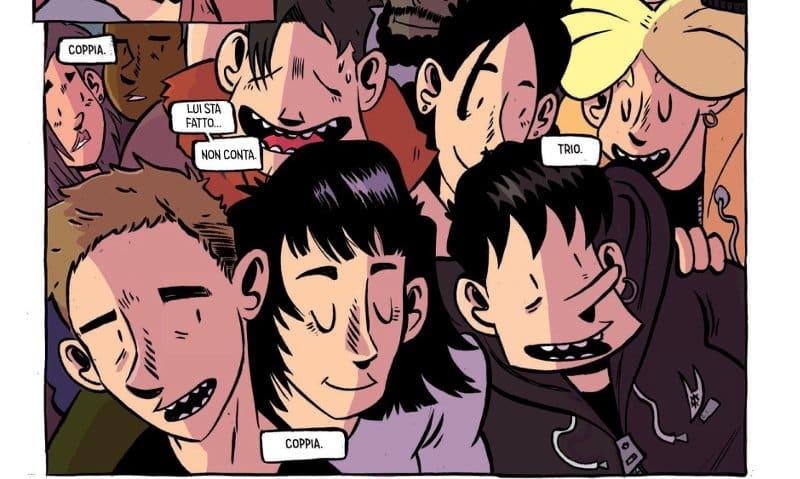 Annunciato nuovo fumetto di AlbHey Longo per Bao